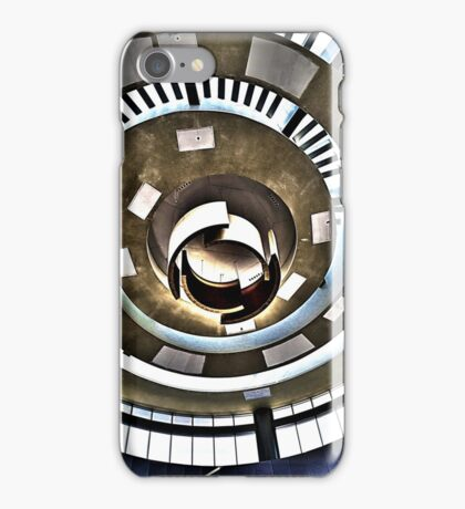Rooftop HDR iPhone Case/Skin