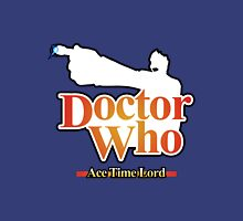 Ace Time Lord - 10th Version Unisex T-Shirt