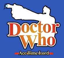 Ace Time Lord - 10th Version by Luxen