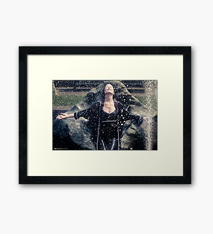Dreams of Life [Mary McDonnell] Framed Print