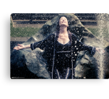 Dreams of Life [Mary McDonnell] Canvas Print