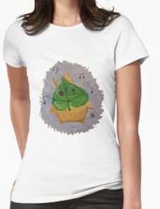 Musical Makar Womens Fitted T-Shirt