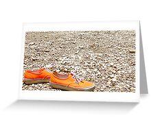 Trevor's Beach - Austin, TX Greeting Card