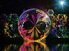 Bipolar Shapes Crystal Ball (UF0446) by barrowda