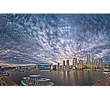 Searching for Tomorrow (HDR double pano) Photographic Print