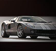 2006 Ford GT II by DaveKoontz