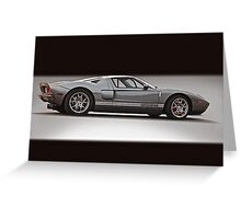 2006 Ford GT I Greeting Card