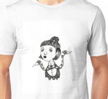 Snake Girl Unisex T-Shirt