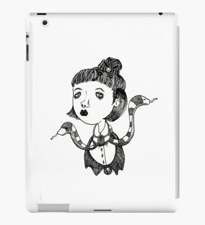Snake Girl iPad Case/Skin