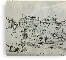 GB square Canvas Print