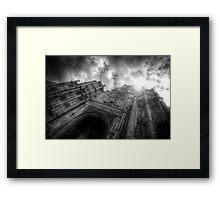 Tom Tower 2.0 Framed Print