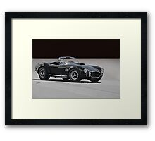 1966 Shelby Cobra  Framed Print