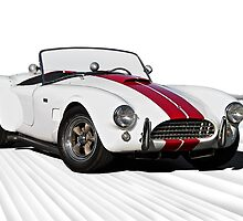 1965 AC Cobra Mark 1 289 by DaveKoontz