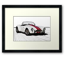 1965 AC Cobra Mark 1 289 Framed Print