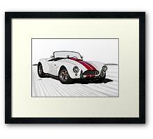 1965 AC Cobra Mark 1 289 Framed Print