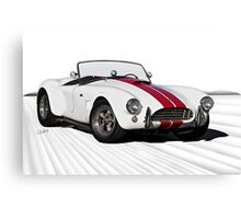 1965 AC Cobra Mark 1 289 Canvas Print