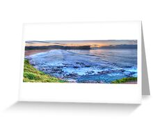The Welcoming  - Avalon Beach, Sydney Australia - The HDR Experiencee Greeting Card