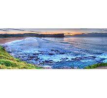 The Welcoming  - Avalon Beach, Sydney Australia - The HDR Experiencee Photographic Print