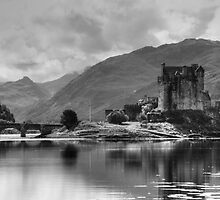 Scotland 's castle by Dora Artemiadi