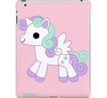 Lavender alicorn iPad Case/Skin
