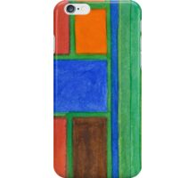 Balanced Fields iPhone Case/Skin