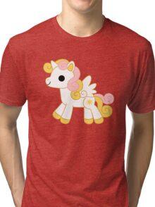 Sunshine alicorn Tri-blend T-Shirt