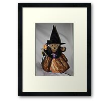 Hubble Bubble Toil and Trouble !! Framed Print