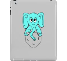 Pocket Elephant iPad Case/Skin