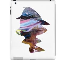 Cod - Fish Silhouette iPad Case/Skin