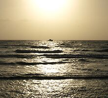 Surfers Paradise early morning by Dave P