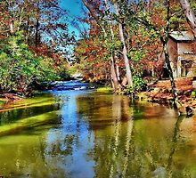 Mill Creek by RickDavis