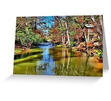 Mill Creek Greeting Card
