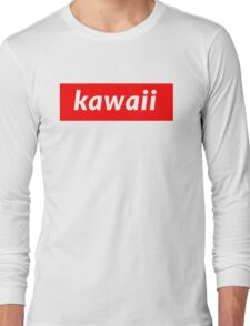 Kawaii Long Sleeve T-Shirt