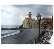 Camogli - Liguria -Italy -  europa -7000 VISUAL. 2015--- featured in Italia 500+-VETRINA RB EXPLORE 6 MARZO 2012 --- Poster