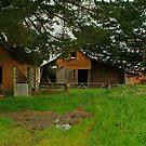 Farm Near Ballan,Victoria by Joe Mortelliti