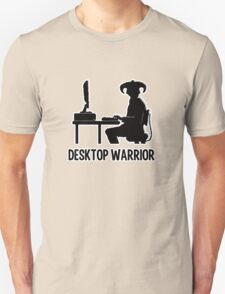 Desktop Warrior Unisex T-Shirt