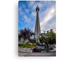 CN Tower, Toronto, Canada Canvas Print