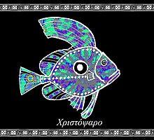 Zeus faber - St Peter's Fish, John Dory by joancaronil