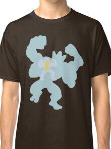 PKMN Silhouette - Machop Family Classic T-Shirt