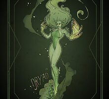 Dryad - Poster by Lily McDonnell