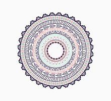 Ethnic Aztec circle ornament Unisex T-Shirt