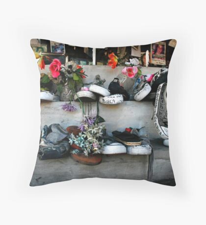 Till Death Do Us Part 1026 Throw Pillow