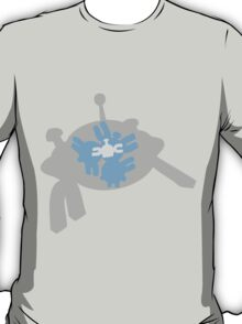 PKMN Silhouette - Magnemite Family T-Shirt