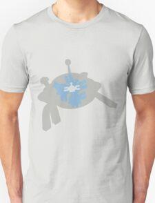 PKMN Silhouette - Magnemite Family Unisex T-Shirt