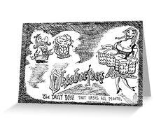 Happy Oktoberfest Greeting Card