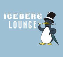 Iceberg Lounge  Baby Tee
