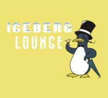 Iceberg Lounge  One Piece - Short Sleeve
