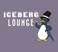 Iceberg Lounge  Kids Tee