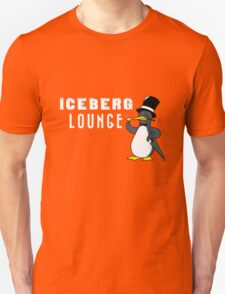 Iceberg Lounge  Unisex T-Shirt