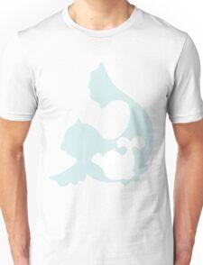 PKMN Silhouette - Seel Family Unisex T-Shirt